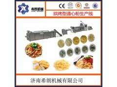 供应油炸膨化食品设备