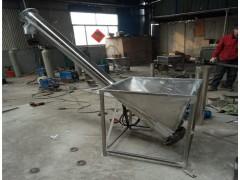 调味品的螺旋提升机 不锈钢罐仓用螺旋给料机 加工定做