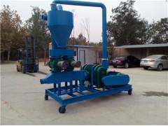 装仓粉料气力输送机工作原理 移动方便散料气力输送机