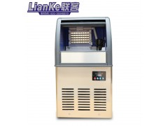 广州联客W10A—55P超市小型方块冰制冰机维修吧台柜