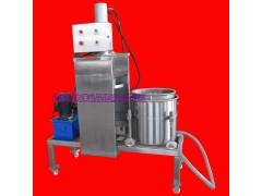 液压式单筒果蔬收汁压榨设备
