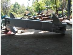 粮食斗式提升机连续式垂直输送机兴亚d型斗式提升机报价