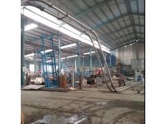 玻璃纤维管链输送机性能优良机械设备 兴亚管链式提升机