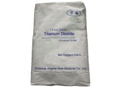 出口级食品级二氧化钛
