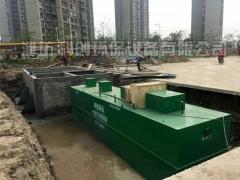 sbr型生活污水处理设备间歇式