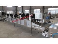 四翻五吹风干线 包装袋风干线 食品风干线专业厂家