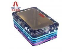 供应食品铁盒,保健品铁盒,礼品铁盒,长方形马口铁盒