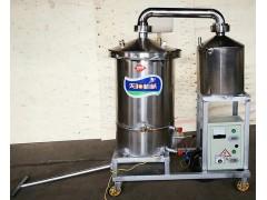 电加热酿白酒设备 双层锅烧酒机