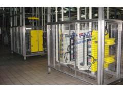 电渗析设备, 双极膜电渗析功能, 用于物料脱盐等