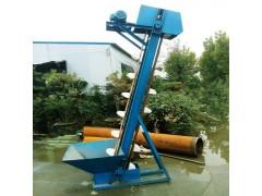 TD型粮食提升机化肥颗粒斗式提升机 小型移动无外壳斗式上料机