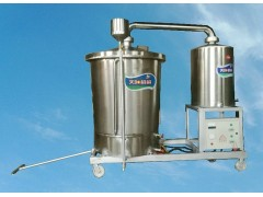 双层锅蒸汽式酿酒设备带技术