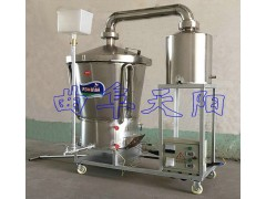 100型液态生料酿酒设备