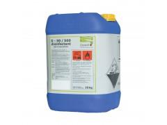 大型食品加工车间消毒剂罐装设备管道洗瓶CIP原位清洗消毒液