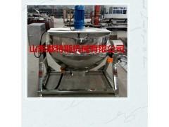 山东威特斯电加热可倾式带搅拌夹层锅  供应