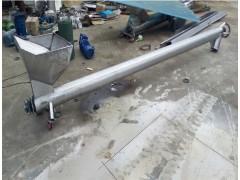 兴亚管式螺旋输送机厂家 螺旋提升机 颗粒 粉末输送机供应