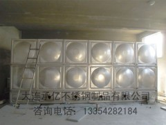 保温不锈钢水箱-食品级不锈钢保温水箱-保温储罐加工