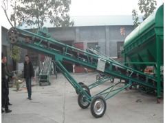 兴亚带式输送机 可移动升降爬坡式皮带运输机供应