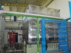 不锈钢保温水箱-大型不锈钢水箱定做-大连不锈钢水箱公司