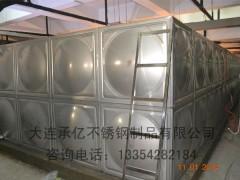 180吨不锈钢水箱-生活用水水箱-不锈钢保温水箱