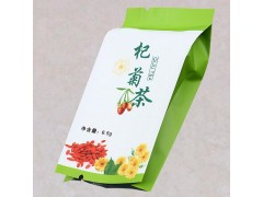 供应枸杞菊花茶镀铝包装袋红茶铝箔包装袋