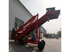 青贮上料机  多功能青贮取料机现货供应 5米青贮窖取料机