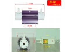 新品3G臭氧发生器配件石英发生管除甲醛除味车载工厂水处理