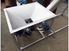 【厂家直销】管式小型螺旋给料机 移动式倾斜螺旋上料机