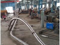 防尘物料管链输送机车间环保型管链上料机 水平垂直管链机