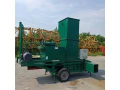 玉米秸秆压块机厂家 圣泰玉米秸秆压块机 青储饲料压捆机