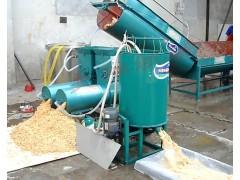 红薯淀粉机,自动浆渣分离红薯打粉设备