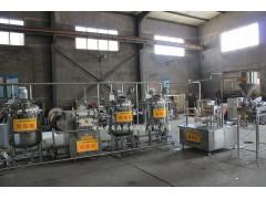 西藏牦牛酸奶生产线