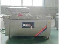 山东小康牌600下凹式真空包装机/水产品真空包装机