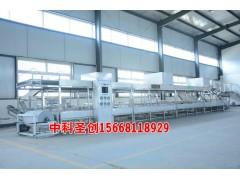 不锈钢自动腐竹生产线 蒸汽式电控温腐竹加工设备免费技术
