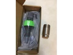 耐腐蚀四氟插入式叶轮流量传感器 纯水流量计 水处理流量计