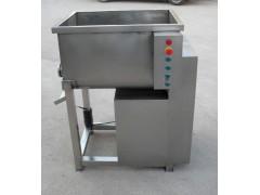 供应肠类搅拌机 商用无死角搅拌和陷机 自动出料拌馅机