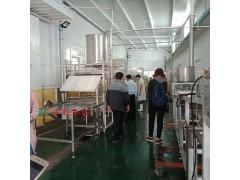 自动揭皮腐竹生产线 大型蒸汽不锈钢腐竹豆油皮机
