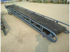 带式输送机 胶带输送机 爬坡水平一体皮带运输机供应
