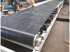 刮板板式污泥皮带输送机价格 八米长装车皮带机供应