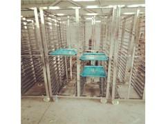 大量现货一次冲压4060不锈钢蒸盘阿拉善盟食品厂用蒸房蒸车