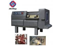 自动肉丁机,液压式肉丁机550 带骨切丁机 不锈钢肉丁机
