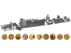 双螺杆膨化机 食品膨化机