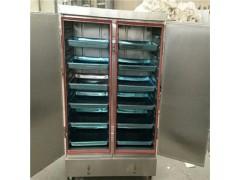 生产出售学校食堂蒸饭柜 液化气馒头蒸车 食品蒸箱醒发箱蒸盘
