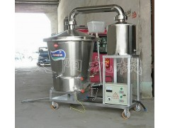 小米蒸酒设备黄米煮酒机