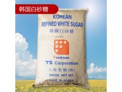 食品级韩国ts幼砂糖超细白砂糖30kg