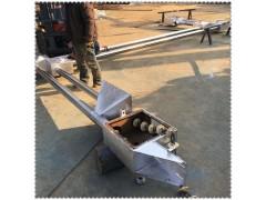 水泥粉管链输送机 多点出料口不锈钢管链