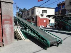 简易型挡板输送机 粮库用移动式输送机