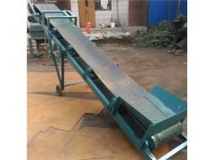槽型托辊10米物料输送机 格挡式散粮输送机供应商