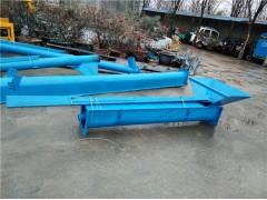 螺旋混合输送机 159管径不锈钢面粉螺旋提升机供应