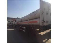 全国拆除回收闲置二手CNG长管运输槽车价格