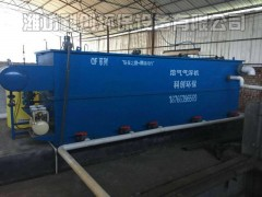 精准食品污水处理设备控制